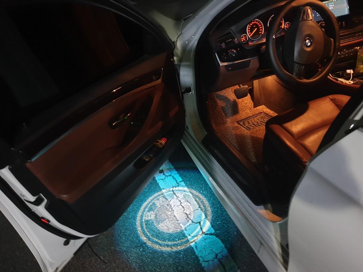 BMW 520D 흰색차량 판매합니다.(대차문의가능) - 1