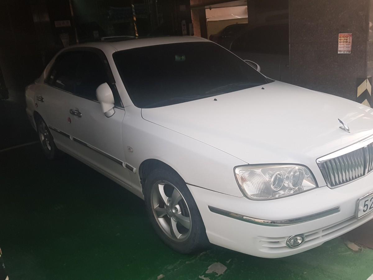 그렌져XG 2004 - 1