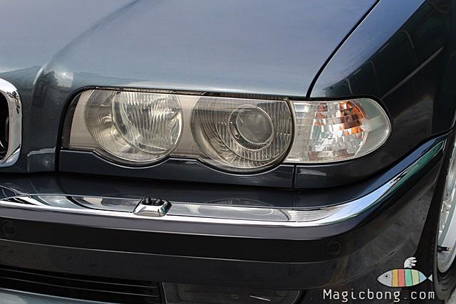 BMW  2001년식 735IL 쥐색 - 2