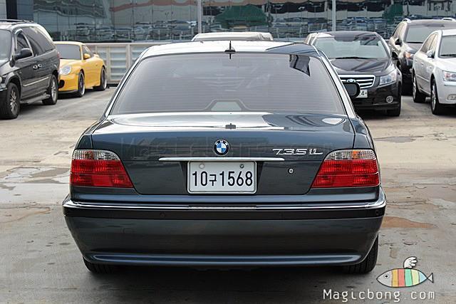 BMW  2001년식 735IL 쥐색 - 3