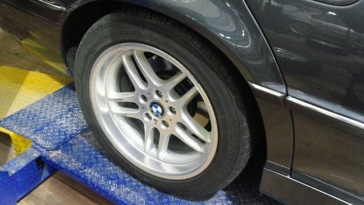 BMW  2001년식 735IL 쥐색 - 6