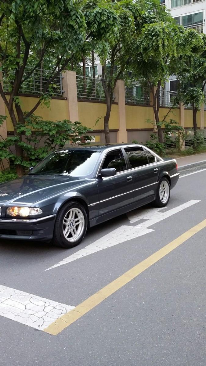 BMW  2001년식 735IL 쥐색 - 7