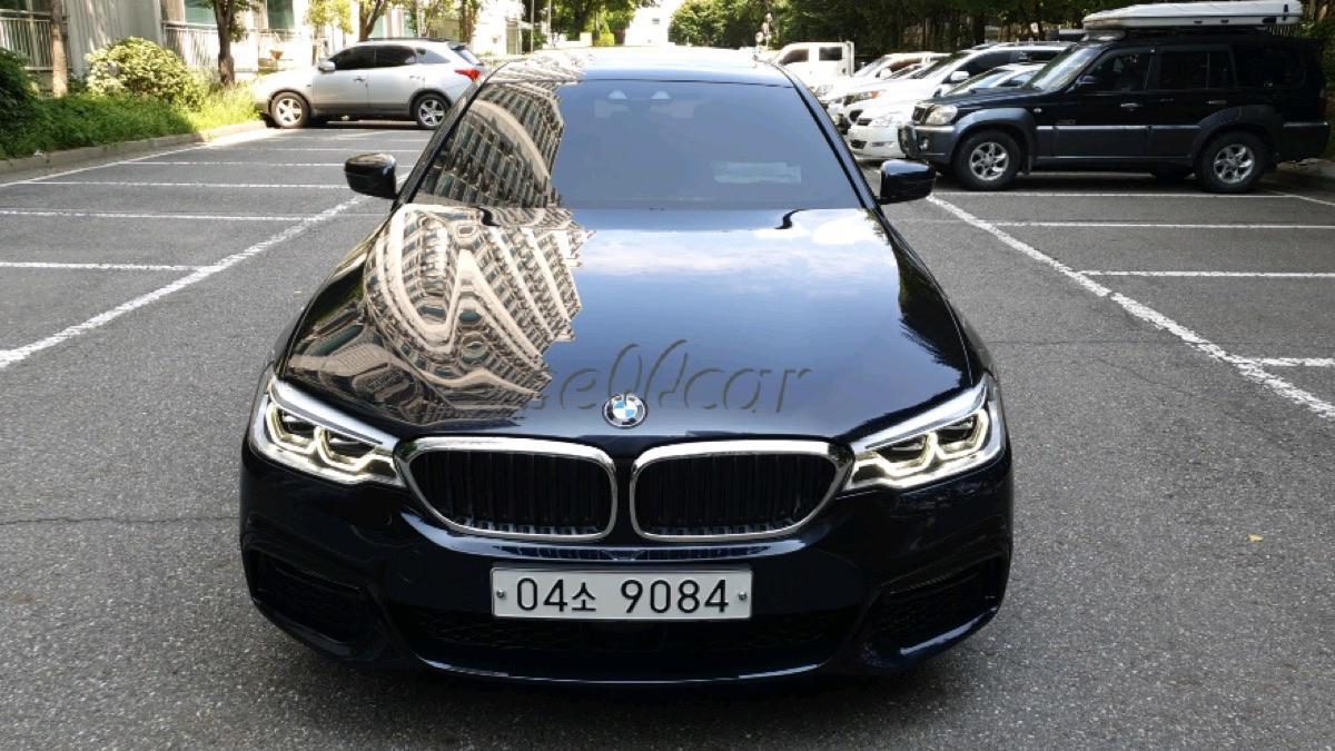 BMW 530i Msport xdrive. - 0