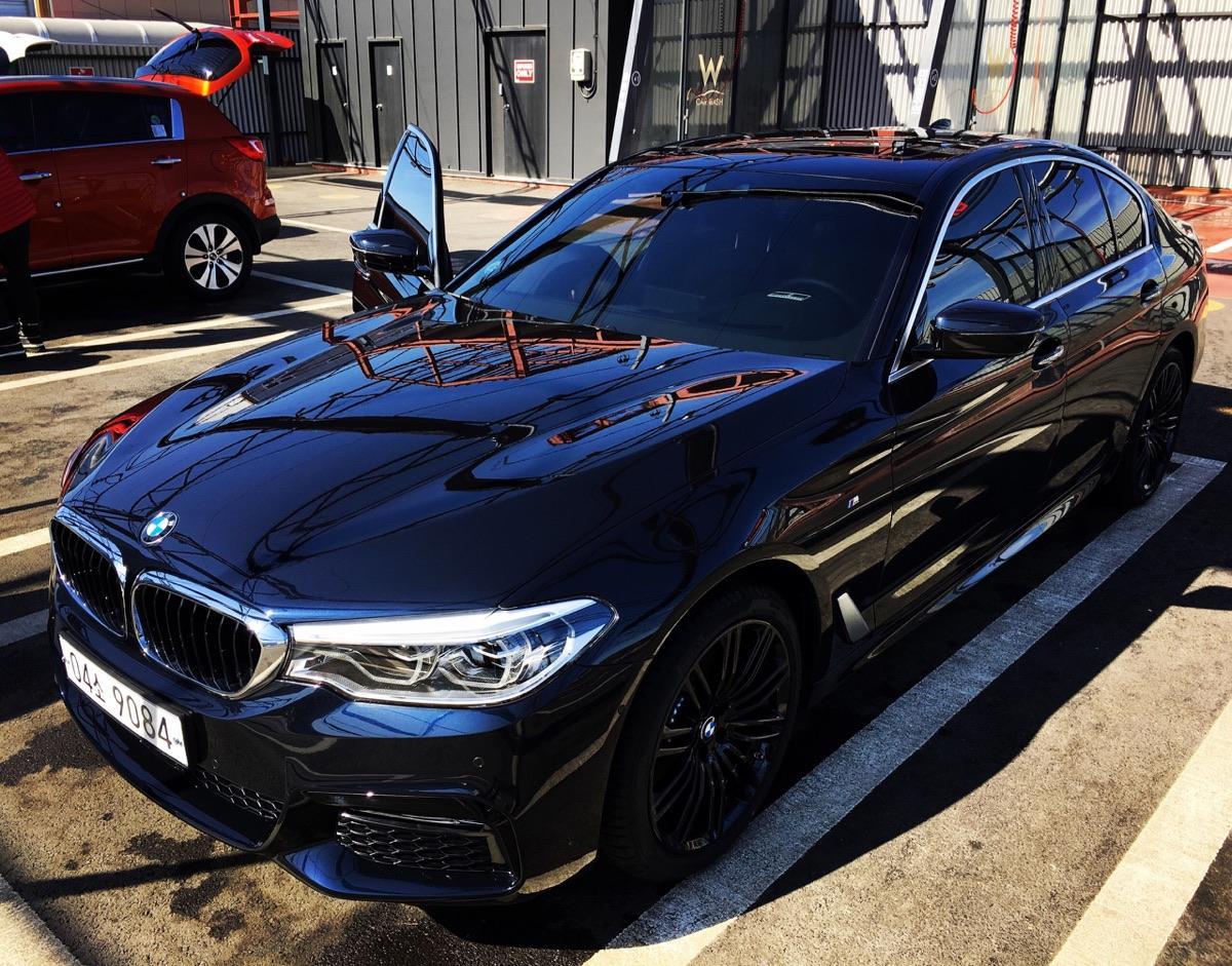 BMW 530i Msport xdrive. - 3