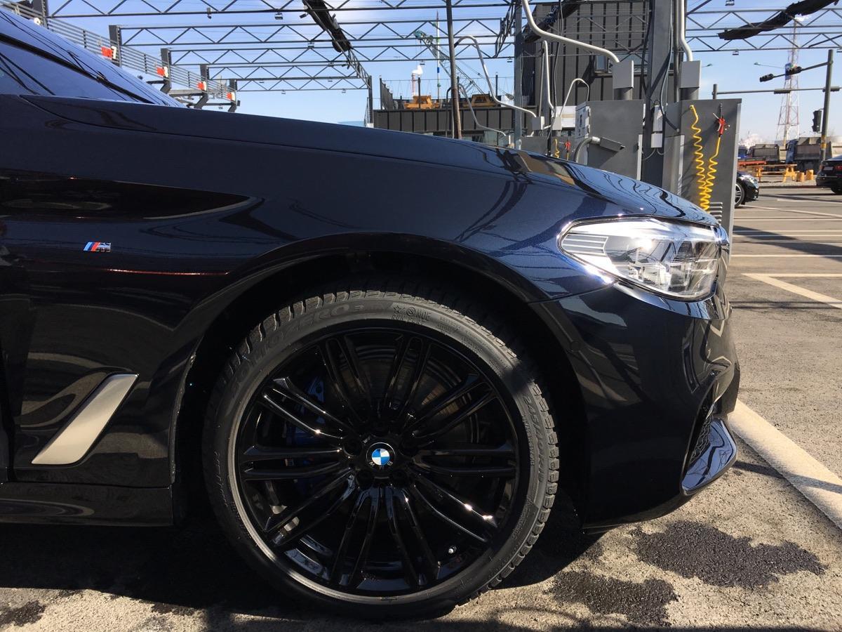 BMW 530i Msport xdrive. - 4