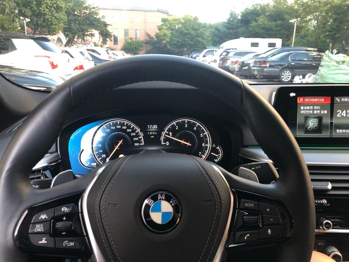 BMW 530i Msport xdrive. - 6