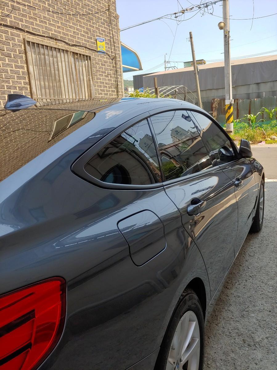 BMW 3시리즈 GT/2015.10/9.8만km - 0