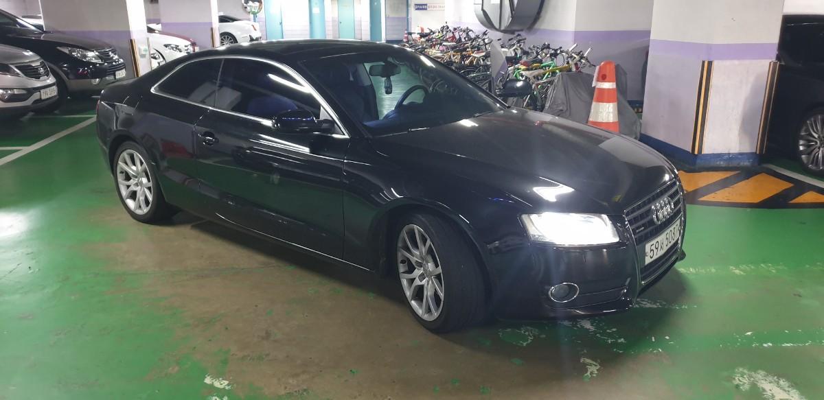 Audi a5 2.0 quattro 2010년형 - 1