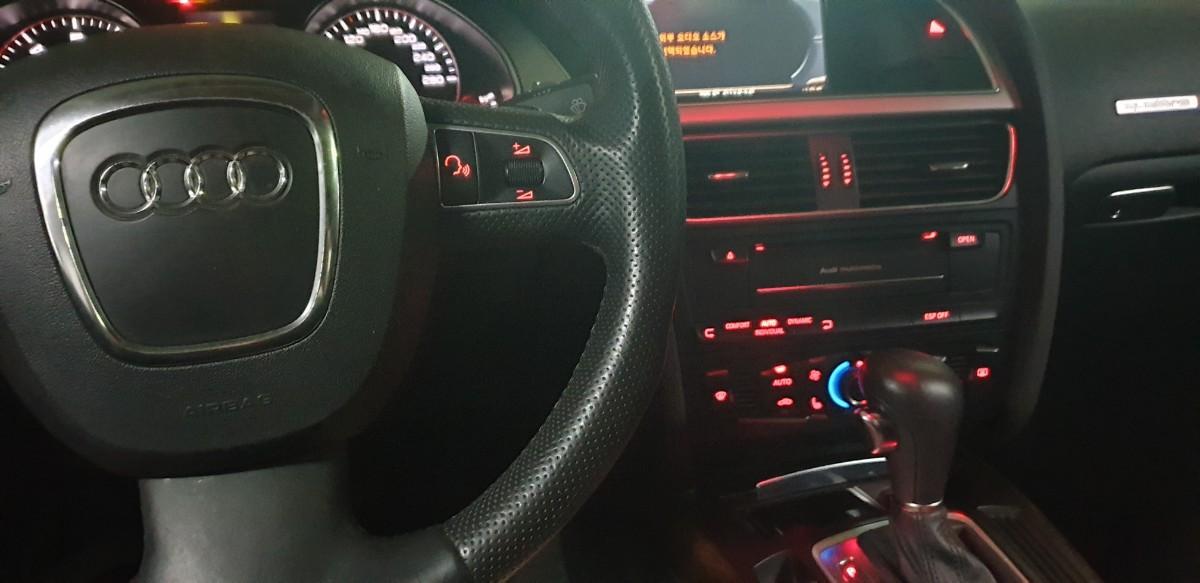Audi a5 2.0 quattro 2010년형 - 4