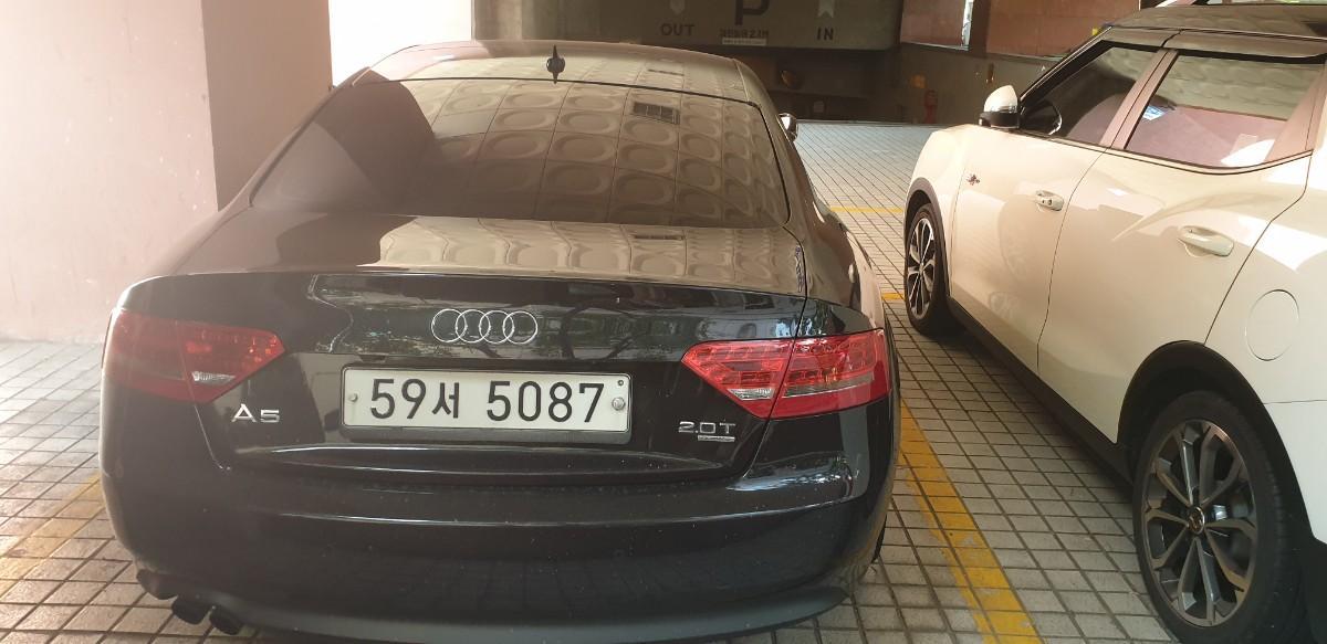 Audi a5 2.0 quattro 2010년형 - 7