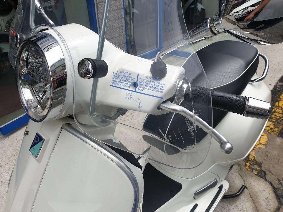 베스파 GTS125 ABS. 653키로탄 중고 - 5