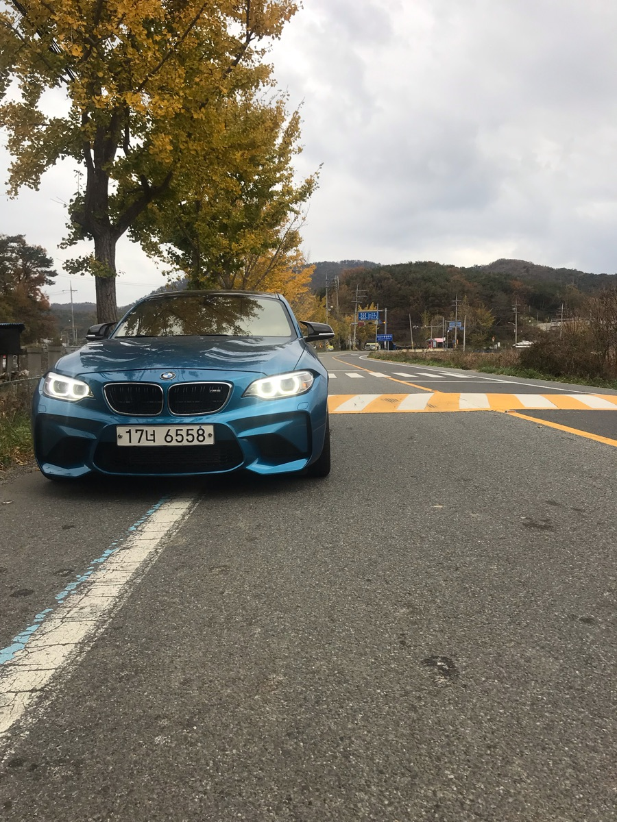 BMW M2쿠페퍼포먼스스티어링휠에디션/리스승계합니다 - 0