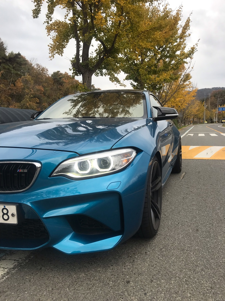 BMW M2쿠페퍼포먼스스티어링휠에디션/리스승계합니다 - 1