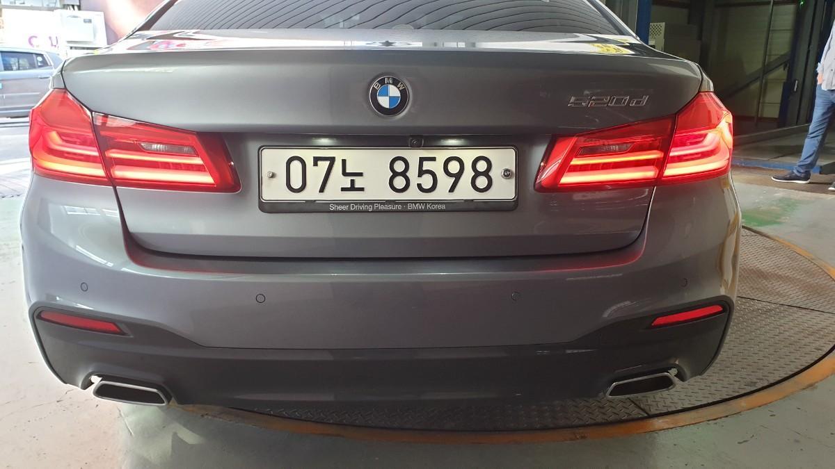 BMW520D M스포츠 - 1