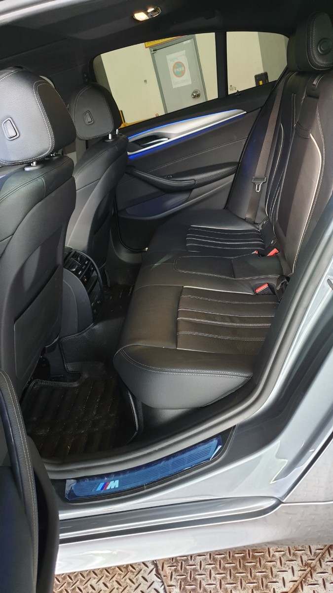 BMW520D M스포츠 - 4