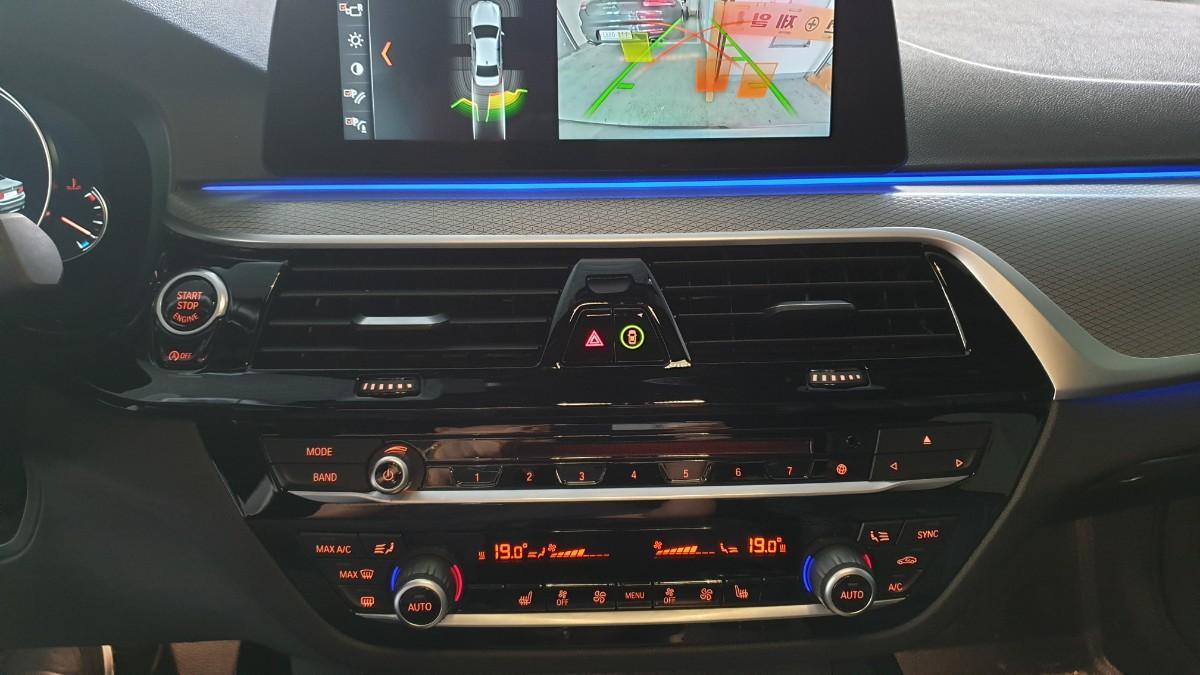 BMW520D M스포츠 - 6