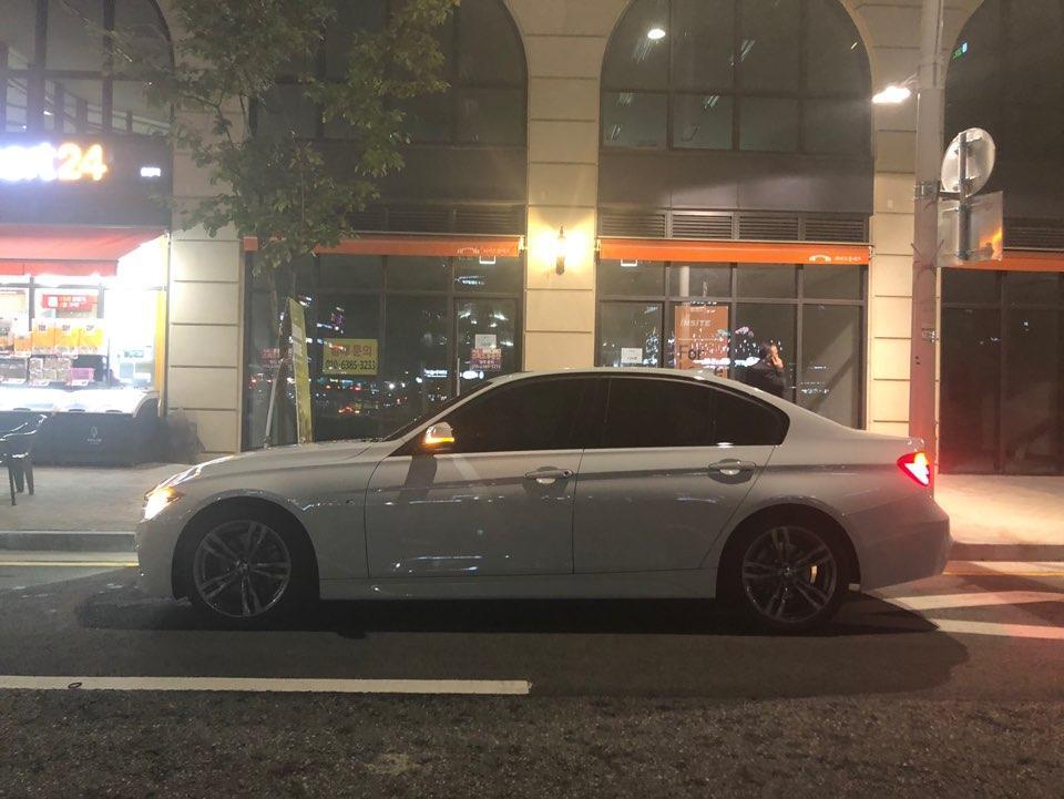 BMW 320i mspot 팝니다 - 2