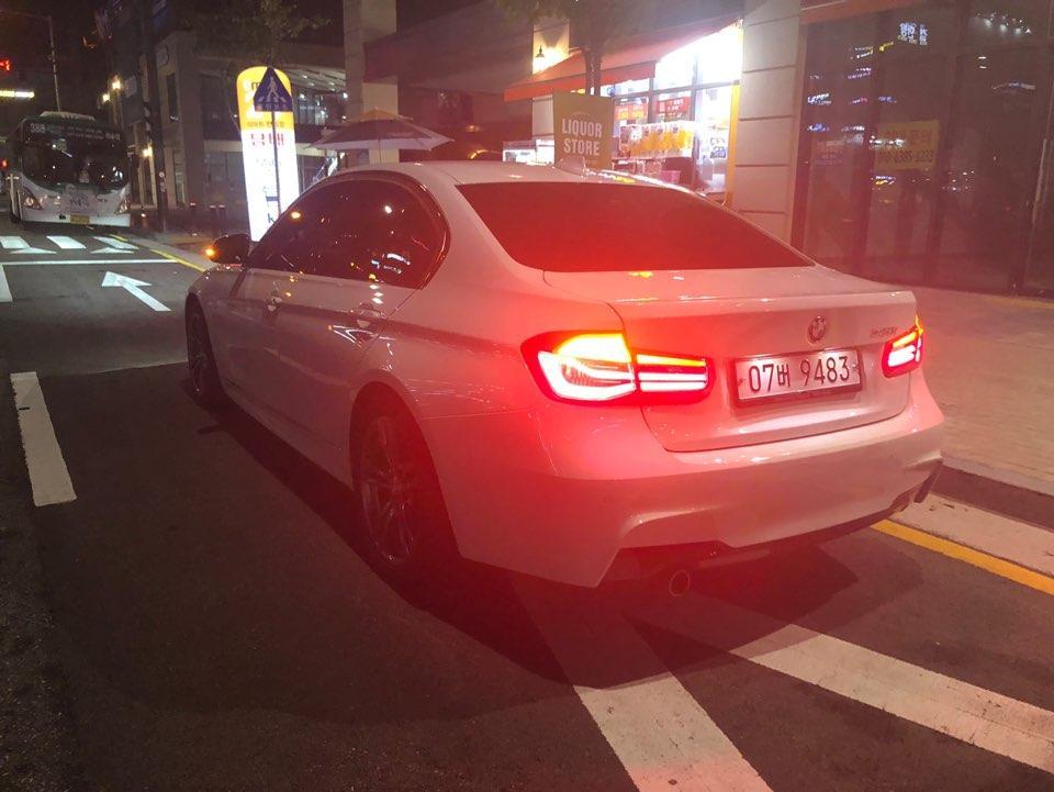 BMW 320i mspot 팝니다 - 3