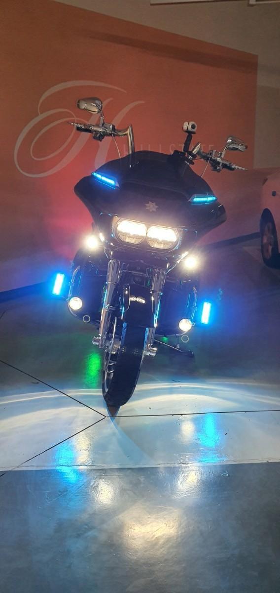 할리 오토바이 로드글라이더 팝니다 - 0