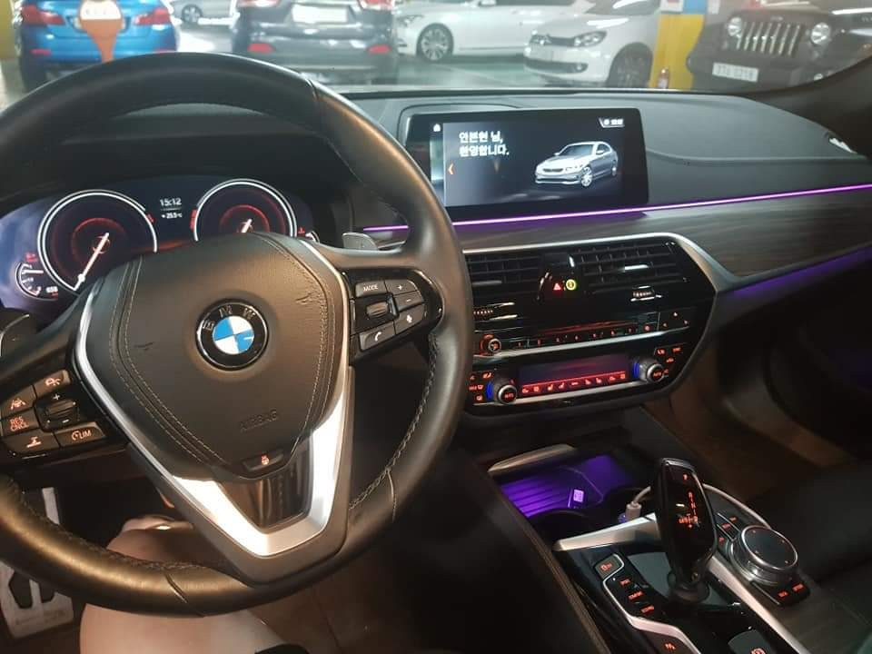 BMW 520d M sport Plus xDrive - 2