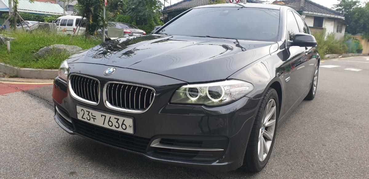 BMW 528i  2014년2월 무사고.직거래판매.아주좋음 - 0