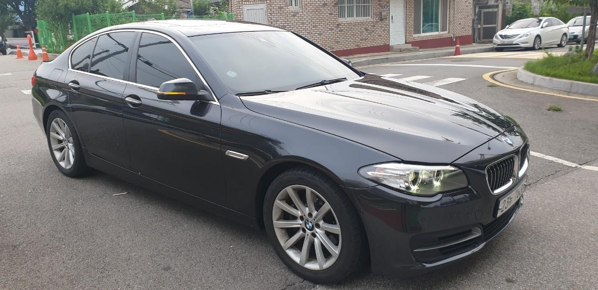 BMW 528i  2014년2월 무사고.직거래판매.아주좋음 - 2