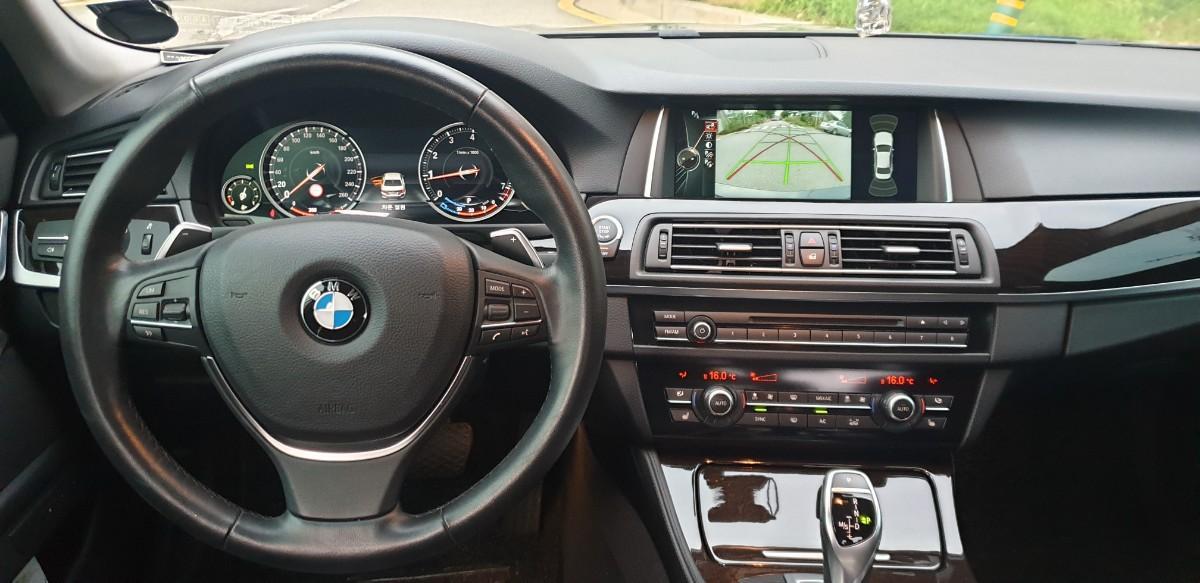 BMW 528i  2014년2월 무사고.직거래판매.아주좋음 - 3