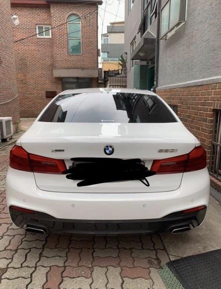 BMW530ig30 m스포츠 - 0
