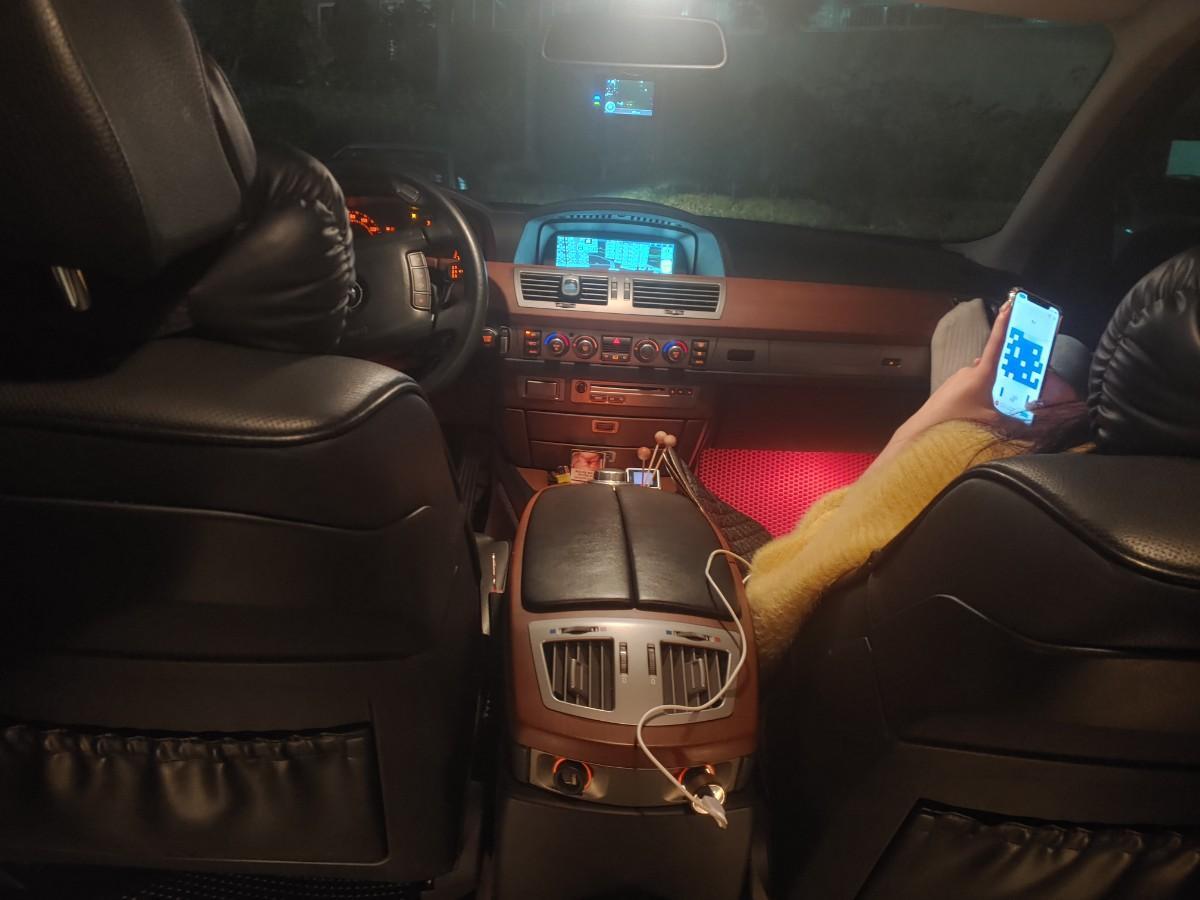 bmw750li 롱바디 풀옵 순정 판매 및 대차 - 5