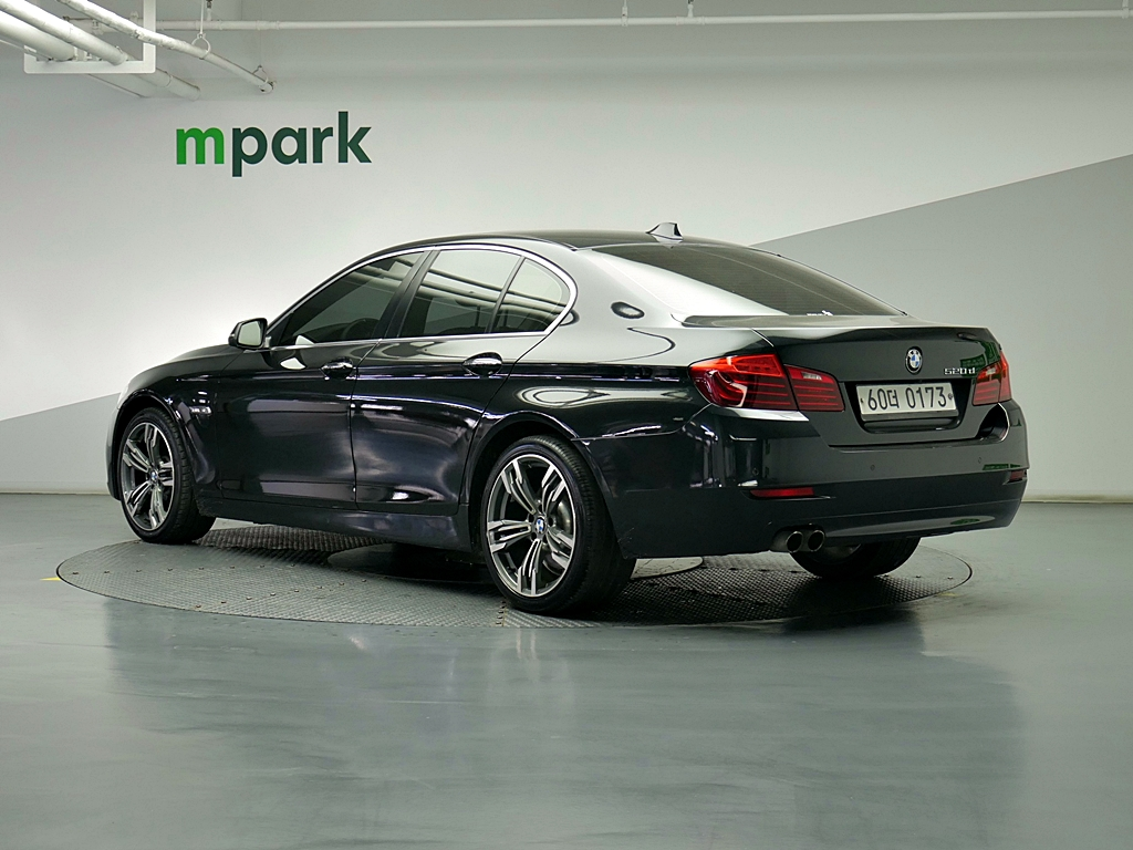 BMW 520d 세단 - 1