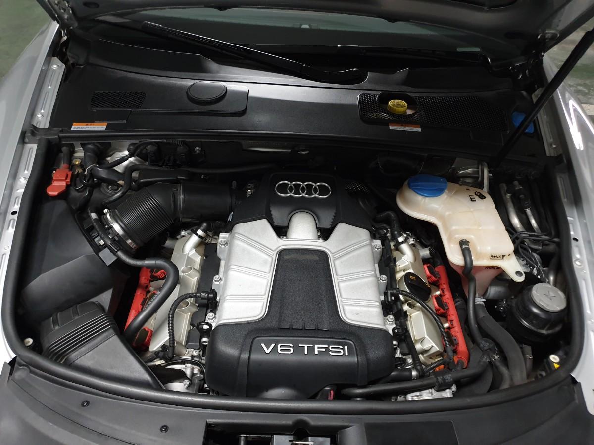 아우디 A6 3.0 콰트로 다이나믹 S-line 저렴팜매 짧은주행 - 7