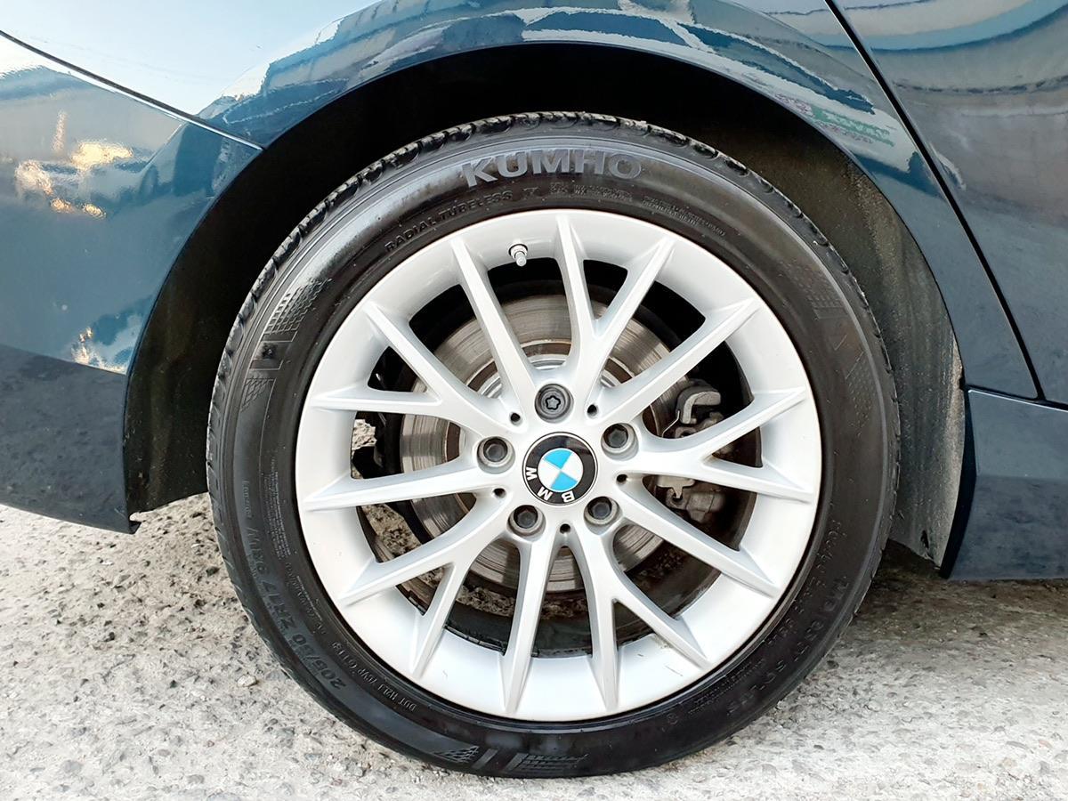 BMW 118d  스포츠 15년식 완전무사고 - 4