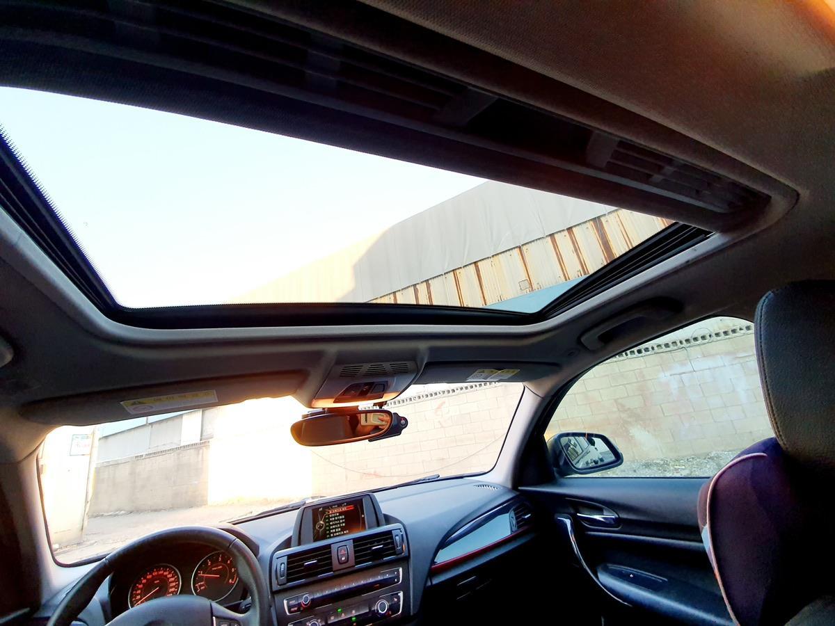 BMW 118d  스포츠 15년식 완전무사고 - 6