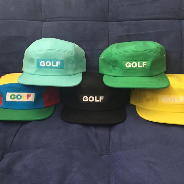 골프왕 SOLID GOLF CAMP HAT - 상품이미지 ... c16e1550b54