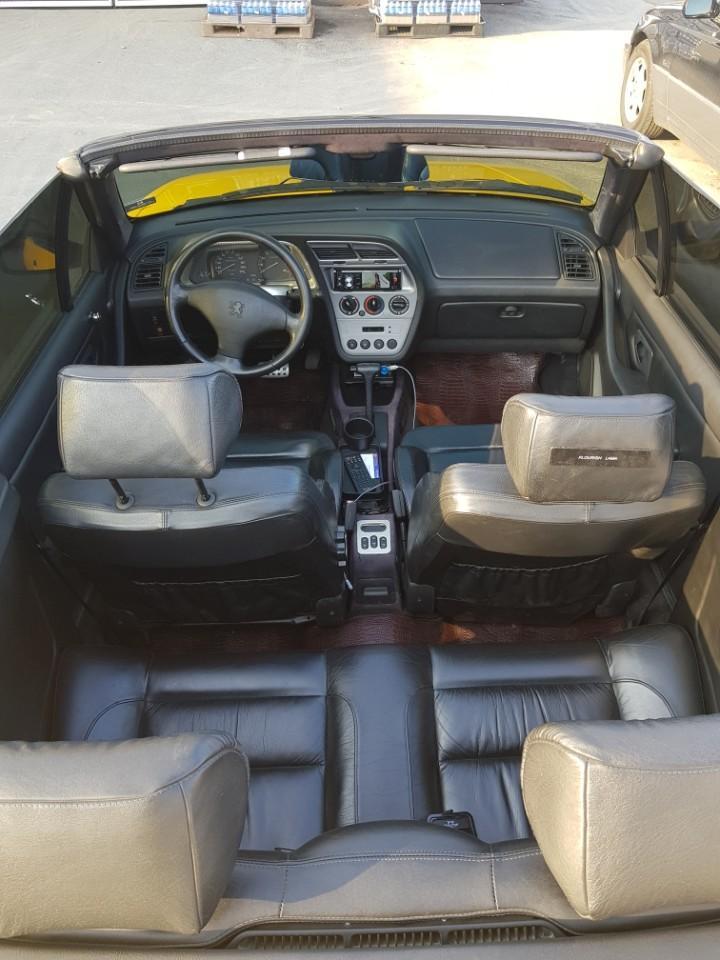 푸조306 카브리올레 개인소장차량 매매 - 6