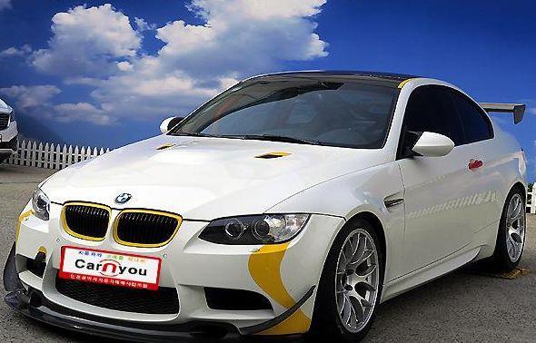 [BMW] M3 M3쿠페 ★레이스카★ - 0