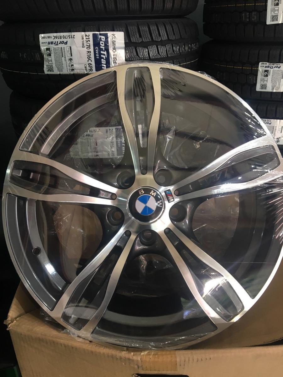 BMW. M5 18인치 신품휠 4개보유 - 0