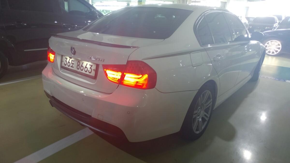 bmw 320d 세단 M스포츠 7만키로 (1550만) - 5