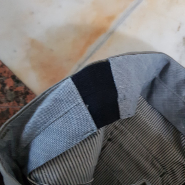 e5b0b3ae61c ... 상품이미지; 지오다노 가을 겨울용 사이드밴드 펜슬핏 면바지 카키 30 사이즈 ...