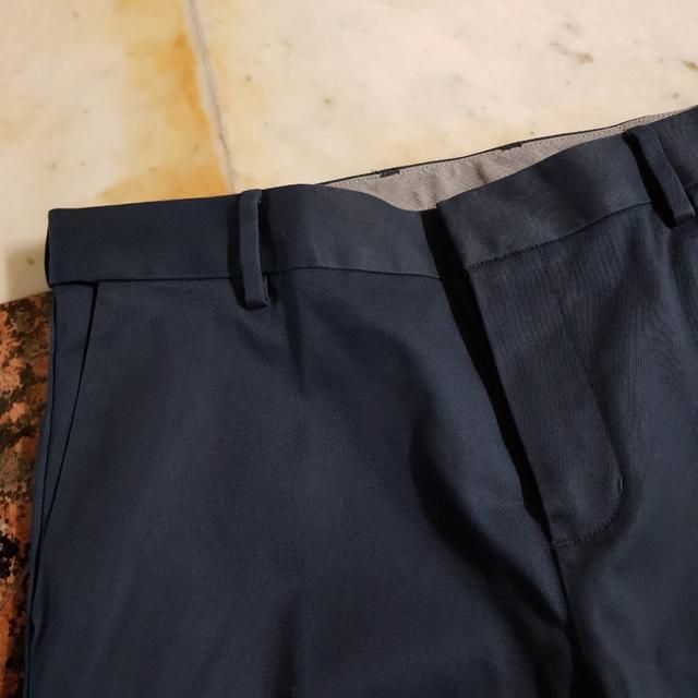c62fb9a504c ... 상품이미지; 지오다노 가을 겨울용 사이드밴드 펜슬핏 면바지 네이비 30사이즈 ...