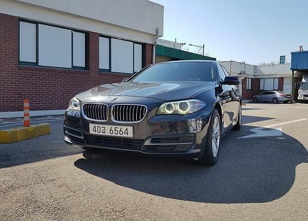 BMW~가즈아  [BMW]뉴5-SERIES520d x Drive - 0