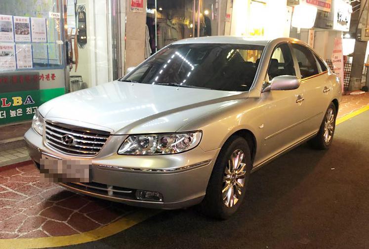그랜져TG LPI 짧은키로수 무사고차량 판매합니다. - 0