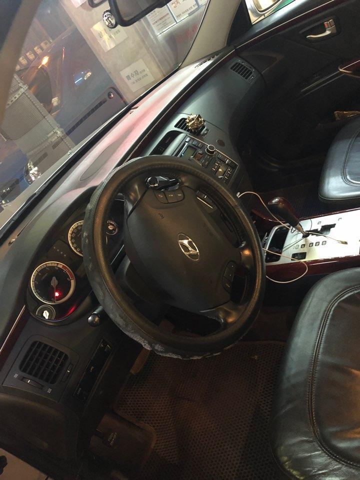 그랜져TG LPI 짧은키로수 무사고차량 판매합니다. - 6